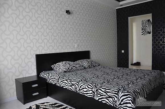 Чорно-біла квартира люкс, 1-кімнатна (47109), 013