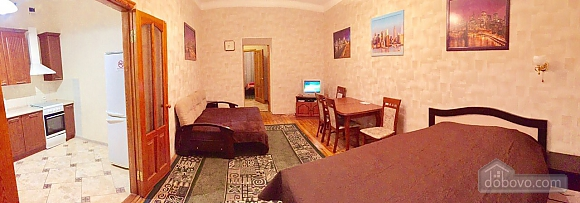 Center Apartment with 3 separate rooms Arena Gulliver Palace of Sports Bessarabskyi market, Dreizimmerwohnung (83369), 002