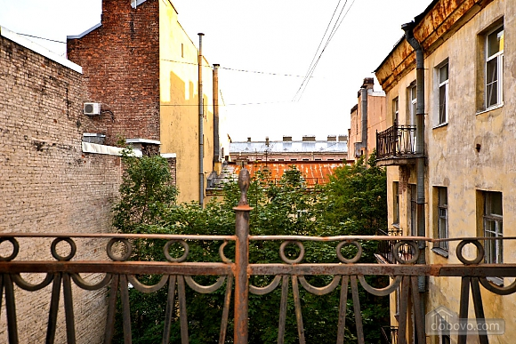 Квартира євро з балконом, 1-кімнатна (26267), 012