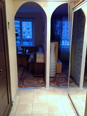 Budget apartment, Monolocale, 003