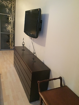 Nice apartment near to Zvezdnaya station, Un chambre, 002