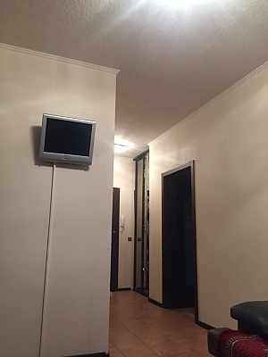 Nice apartment near to Zvezdnaya station, Un chambre, 010
