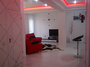 Luxury apartment in a new building, Two Bedroom, 002