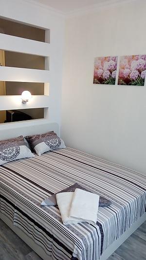 Квартира з сауною, 1-кімнатна, 003