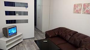 Квартира з сауною, 1-кімнатна, 001