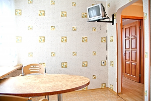 Spacious one bedroom apartment near to Kharkivska station, Un chambre, 006