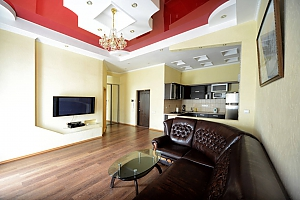 Luxury apartment in palace style with Jacuzzi in two steps from Khreschatyk, Due Camere, 001