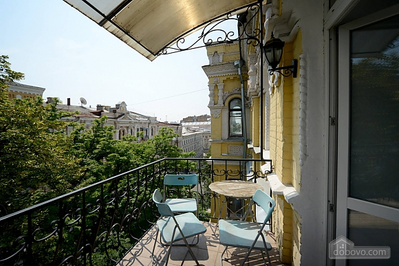 Luxury apartment in palace style with Jacuzzi in two steps from Khreschatyk, Two Bedroom (53873), 017
