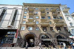 Excellently located apartment with designer renovation near Khreschatyk, Un chambre, 017