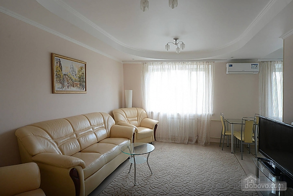 Bright and cozy apartments with Italian leather furniture near the Arena city and Mandarin Plaza, Zweizimmerwohnung (58117), 003