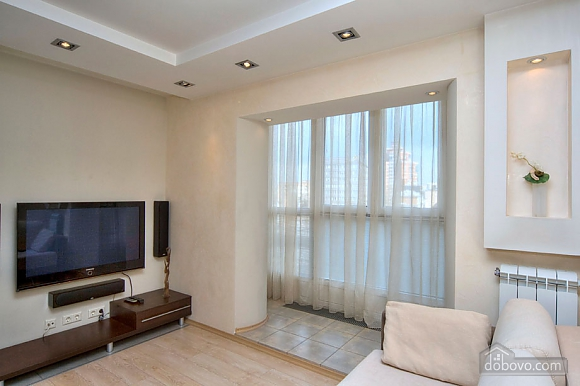 Ideally located apartment in the hi-tech style for business families and guests of the capital, One Bedroom (54335), 004