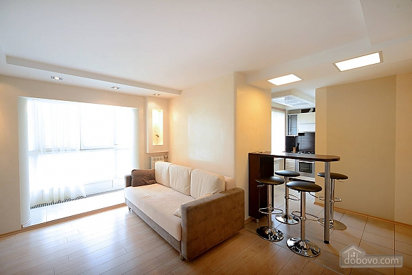 Ideally located apartment in the hi-tech style for business families and guests of the capital, Una Camera (54335), 002