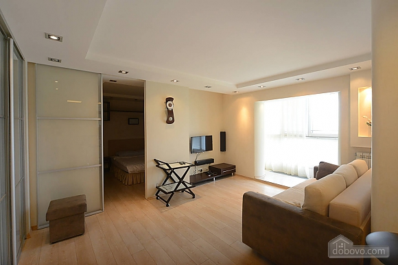 Ideally located apartment in the hi-tech style for business families and guests of the capital, Una Camera (54335), 001