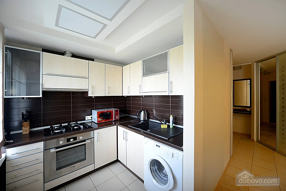 Ideally located apartment in the hi-tech style for business families and guests of the capital, Una Camera (54335), 015