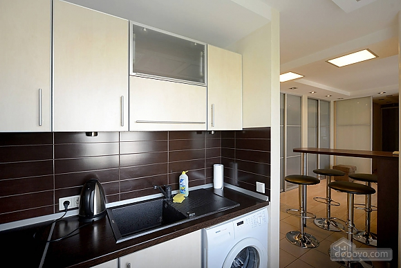 Ideally located apartment in the hi-tech style for business families and guests of the capital, One Bedroom (54335), 018