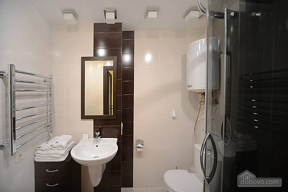 Ideally located apartment in the hi-tech style for business families and guests of the capital, Una Camera (54335), 019