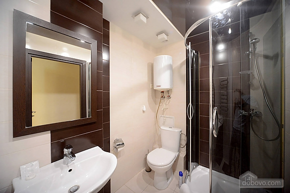 Ideally located apartment in the hi-tech style for business families and guests of the capital, One Bedroom (54335), 020