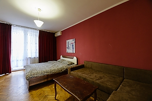 Center Olympiiskyi stadium Apartment with 2 separate bedrooms, Un chambre, 001