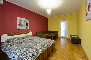 Center Olympiiskyi stadium Apartment with 2 separate bedrooms, Un chambre, 003