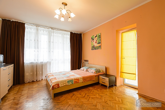 Center Olympiiskyi stadium Apartment with 2 separate bedrooms, Zweizimmerwohnung (10313), 007
