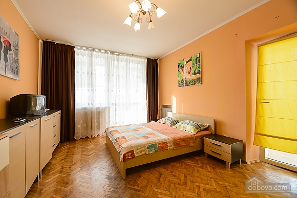 Center Olympiiskyi stadium Apartment with 2 separate bedrooms, Zweizimmerwohnung (10313), 008