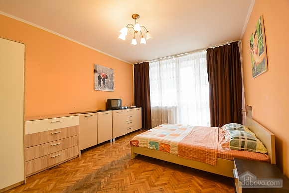 Center Olympiiskyi stadium Apartment with 2 separate bedrooms, Zweizimmerwohnung (10313), 011