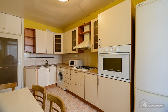 Center Olympiiskyi stadium Apartment with 2 separate bedrooms, Zweizimmerwohnung (10313), 015