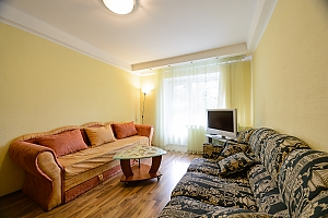 One bedroom apartment on Lesi Ukrainky (344), Un chambre, 004