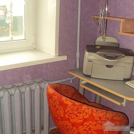 Квартира з дизайнерським ремонтом, 1-кімнатна (63161), 003