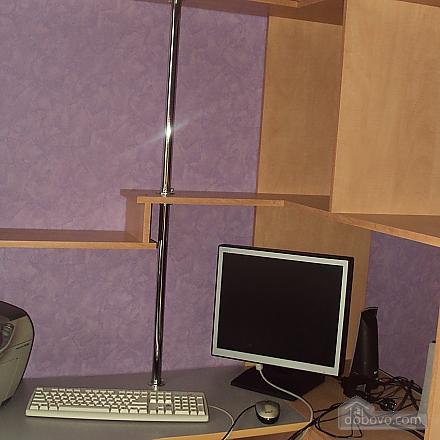 Квартира з дизайнерським ремонтом, 1-кімнатна (63161), 004
