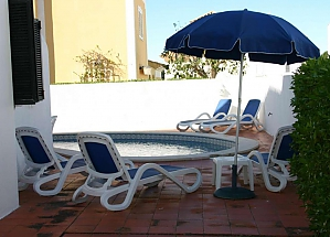 Vilamoura villa near Old Village for 8, Quattro Camere, 001