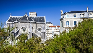Biarritz - La Raffinee, Trois chambres, 002