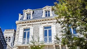 Biarritz - La Raffinee, Trois chambres, 003