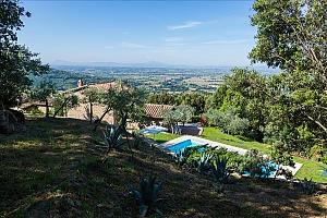 Small Tuscany villa for two with swimming pool, Una Camera, 001