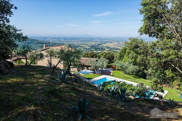 Невелика Тоскана вілла для двох з бассейном, 2-кімнатна (97685), 001