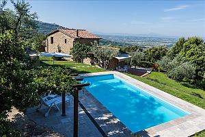 Small Tuscany villa for two with swimming pool, Una Camera, 003