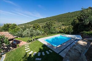 Small Tuscany villa for two with swimming pool, Una Camera, 004