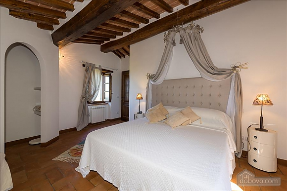 Small Tuscany villa for two with swimming pool, Zweizimmerwohnung (97685), 008