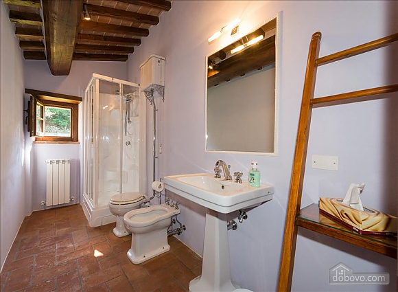 Small Tuscany villa for two with swimming pool, Zweizimmerwohnung (97685), 010