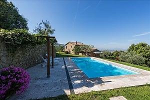 Small Tuscany villa for two with swimming pool, Una Camera, 013