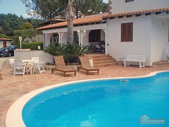 Sicilia villa Petronella, Cinq chambres (92363), 022