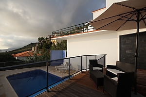 Villa Canico with sea view and swimming pool, Trois chambres, 001