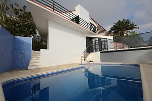 Villa Canico with sea view and swimming pool, Trois chambres, 016