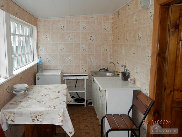 Separate house with all the comforts for 2-3 people in Svityaz, Una Camera (12353), 004