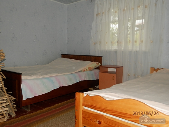 Separate house with all the comforts for 2-3 people in Svityaz, Una Camera (12353), 001