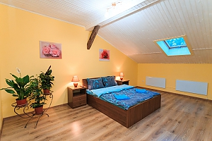 Cozy apartment in Lviv, Two Bedroom, 004