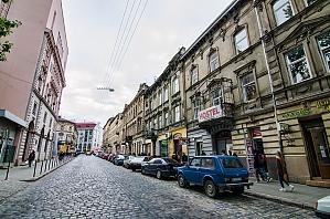 Cozy apartment in Lviv, Two Bedroom, 020
