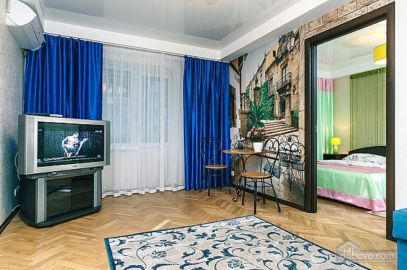 Метро Дворец Украины, 2х-комнатная (94110), 001