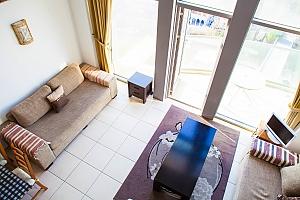 Дуплекс лофт у вежі Неве-Цедек, 2-кімнатна, 004