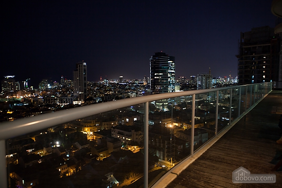 Duplex loft in Neve Tzedek Tower, Una Camera (54825), 014